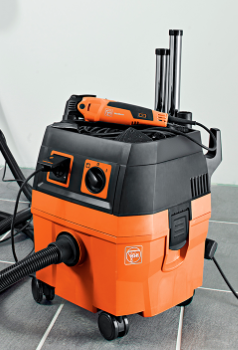 FEIN Power Tools Inc Introduces Its Newly Redesigned Turbo I II And Hepa Series Professional Shop Vacuums With New Features