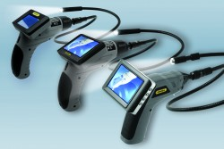 General Tools & Instruments' (GTI) Video Inspection Systems offer a cost-effective way to visually inspect inaccessible or hazardous areas