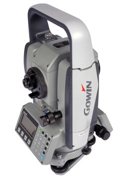 The Gowin TKS-202, an entry-level total station is now available in North America.