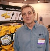 Jim Smolley, customer service manager, Coleman Cable