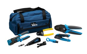 Ideal Low Voltage Starter Tool Kit Contractor Supply