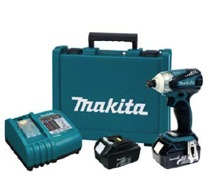Makita is proud to announce the release of its new 18V LXT Lithium-Ion Cordless 3-Speed Brushless Motor Impact Driver, model LXDT01.