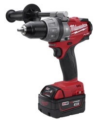 "Milwaukee's M18 FUEL ½"" Hammer Drill/Driver (2604-20/22)"