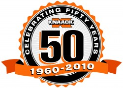 Knaack celebrates 50 years in 2010.