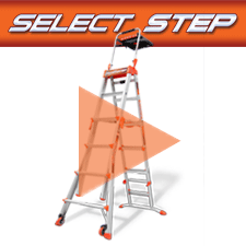 The Select Step Ladder System