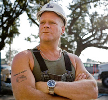 Mike Holmes, star of HGTV's Holmes on Homes, is the 2012 Honorary Ambassador for Building Safety Month.