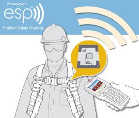 Honeywell/Miller Fall Protection ESP RFID System