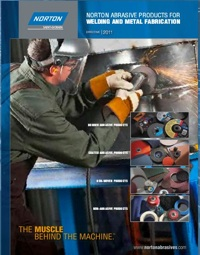 Norton announces a completely re-designed Norton/Merit welding and metal fabrication eCatalog. For quick, efficient access to product selection, the new design provides user-friendly navigation and a streamlined selection of the most popular products.
