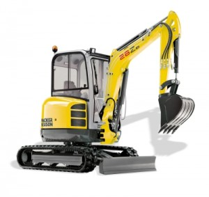 Wacker Neuson and Caterpillar sign alliance for mini excavators