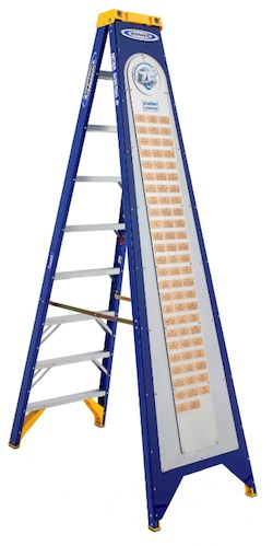 Werner Co. announced today that it has created an exclusive 75th celebration ladder that will be featured during the net-cutting ceremony of the NCAA men's national championship game hosted in Atlanta, Georgia on Monday, April 8, 2013.