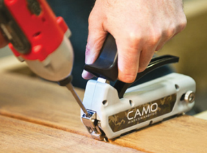 Lowes And Home Depot Add Camo Hidden Deck Fastening System