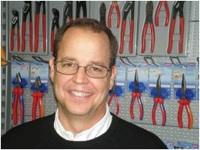 KNIPEX-Tools, the largest manufacturer of professional quality pliers on earth, has promoted Todd Shumate to North America Sales Manager.