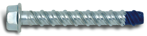 Powers Fasteners new Wedge-Bolt+ is Now Code Listed for Cracked and Uncracked concrete and also for grout filled masonry walls.