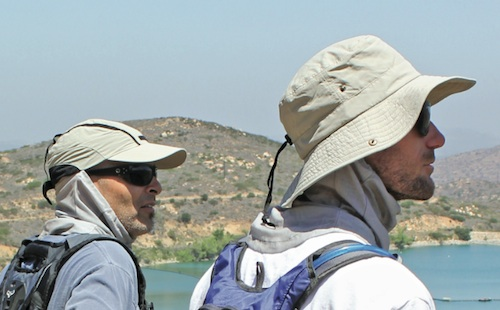 this summer everyone working outdoors will be interested in the accessories such as seirus patented quick shade hats and caps - Quick Shade