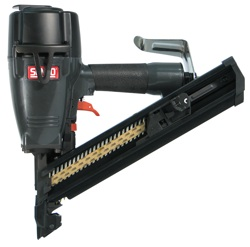 The Senco JoistPro 250 Metal Connector Nailer