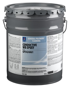 Sherwin-Williams 3425E Static Control Water-Based Epoxy