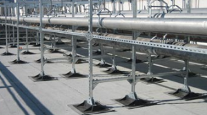 Unistrut Rooftop Pipe Support Systems Contractor Supply