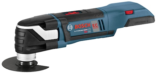 Nearby, the Bosch suite was abuzz with news of the new 18-volt MXH180, the first cordless oscillating tool with a brushless EC motor design that delivers up to three times longer life, 30 percent more power and 65 percent longer run time.