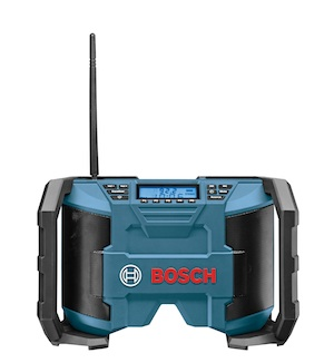 portable electric tools bosch pb120 12v compact radio. Black Bedroom Furniture Sets. Home Design Ideas