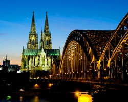 After a rewarding day at the International Hardware Fair, awe-inspiring Cologne beckons.