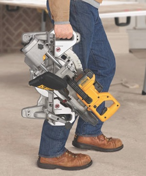 Stationary Tools Dewalt Dcs361 20v Max 7 1 4 Inch Sliding