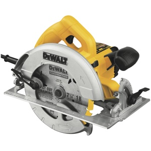 Coming in the second half of this year, the DWE575 7 ¼-inch Circular Saw is one of the lightest in its class, weighing only 8.8 pounds and measuring 7.2 inches in width.