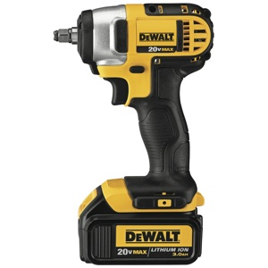 Rounding out the 20 Volt MAX line extension for this event is the 20 Volt MAX Compact 3/8-inch Impact Wrench with Hog Ring Anvil, model DCF883L2.