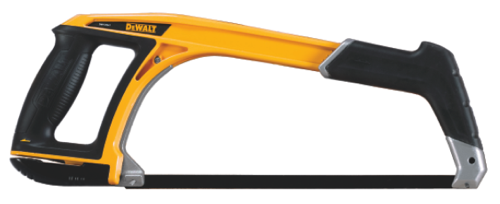 One of the neatest designs we have seen in some time takes shape in the new Dewalt 5-in-1 Hacksaw (DWHT20547).