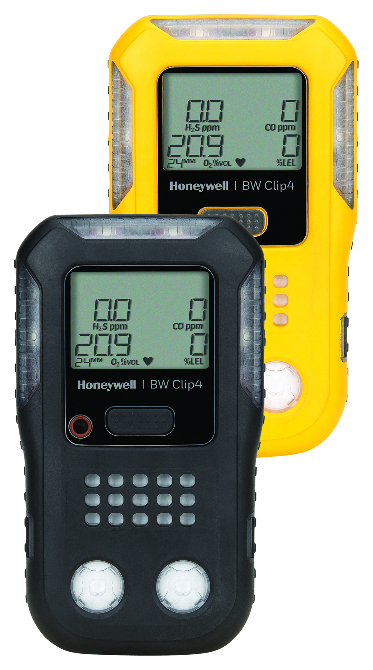 Honeywell BW Clip4 Four-Gas Portable Monitor - Contractor ...
