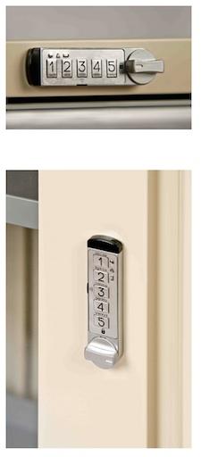 Tool Boxes Lista Keyless Keypad Locks Contractor Supply