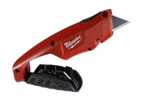 The Sliding Utility Knife also features a tool free blade change and wire stripper for increased efficiency.