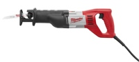 "Milwaukee's latest Sawzalls feature either a 1-1/8"" (6519-31) or 3/4"" stroke length (6509-31), cut up to 2X faster and last up to 2X longer"