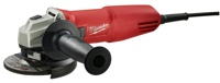 "Milwaukee's new 4-1/2"" Small Angle Grinder is the most compact in Milwaukee's extensive grinder line."