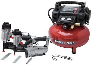 Compressors Porter Cable Compressor And Tool Combo Kits