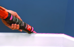 "Red Devil, Inc. announces a unique approach to caulk that is both ""green"" and pink, with the introduction of ColorCure Pink2White, a premium, multi-purpose sealant that goes on pink and dries white when it's ready to be painted"