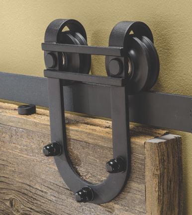 Rockler I Semble Rolling Barn Door Hardware Kits Contractor Supply