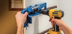 Rockler Woodworking And Hardware Has Introduced The Universal Drawer Slide  Jig, Which Holds Drawer Slides In Position To Ensure Level, Even  Installment.