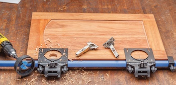 Other Products Rockler Jig It Deluxe Concealed Hinge