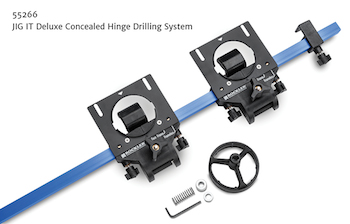 Other Products: Rockler JIG IT Deluxe Concealed Hinge