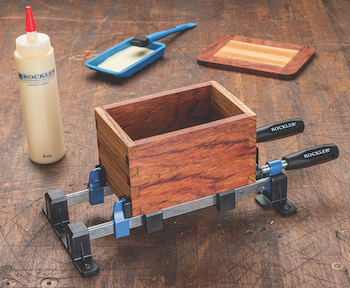 Rockler Mini Sure Foot Clamps Contractor Supply Magazine