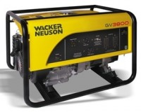 The Wacker Neuson GV 3800 generator cuts the frills and offers just those site-proven features that contractors really need.