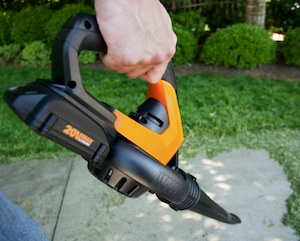 Portable Electric Tools WORX Cordless BlowerSweeper Attachments