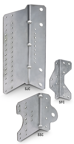 Anchors Simpson Steel Framing Joist And Stud Connectors