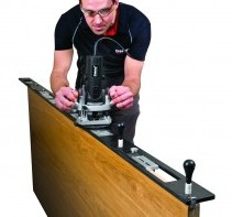 Trend Routing  8-foot door hinge jig