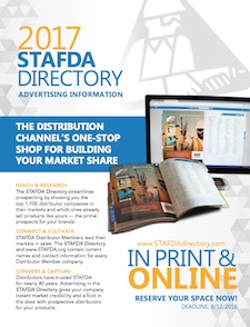 STAFDA Directory 2017 Media Kit