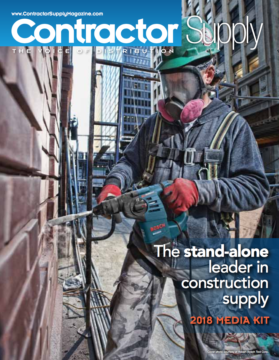 Contractor Supply 2016 Media Guide