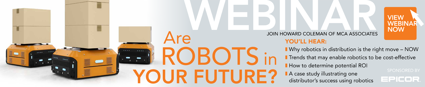 Are Robots in Your Future?