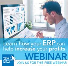 Learn how your ERP can help increase your profits