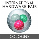 The 2012 International Hardware Fair runs March 4-7, 2012 in Cologne, Germany.